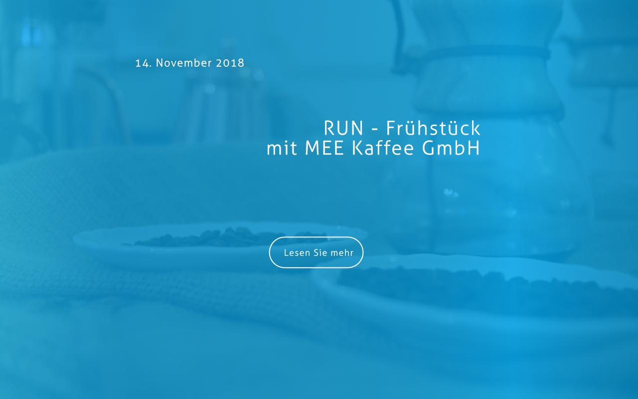 Präsentation MEE Kaffee GmbH